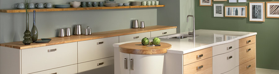 Kitchen design and fitting throughout south Wales