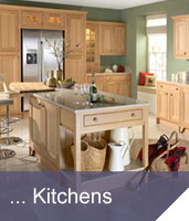 Kitchen sales and fitting
